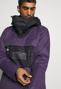 DC Shoes - ASAP ANORAK - Snowboard jacket - grape - 3