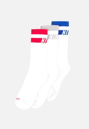 EVERYDAY PLUS CUSH CREW 3 PACK UNISEX - Sportssokker - multicolor