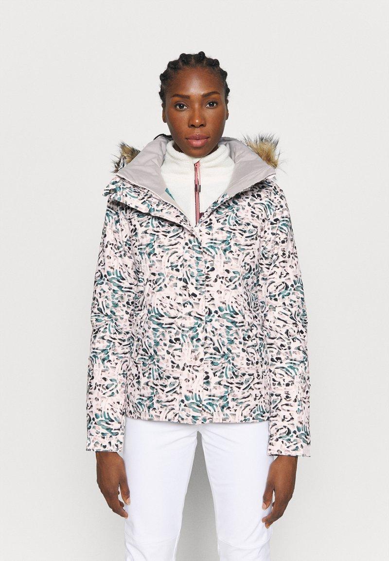 Roxy - JET SKI - Kurtka snowboardowa - bright white
