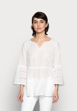 BLOUSE SLEEVE - Camicetta - offwhite