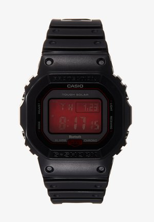 GW-B5600 RED METALLIC - Digital watch - black/red