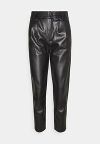 Freequent - FQHARLEY ANKLE - Trousers - black - 0