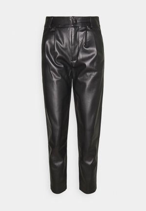 FQHARLEY ANKLE - Trousers - black