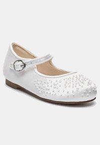 Next - Ballerina's met enkelbandjes - off-white - 2