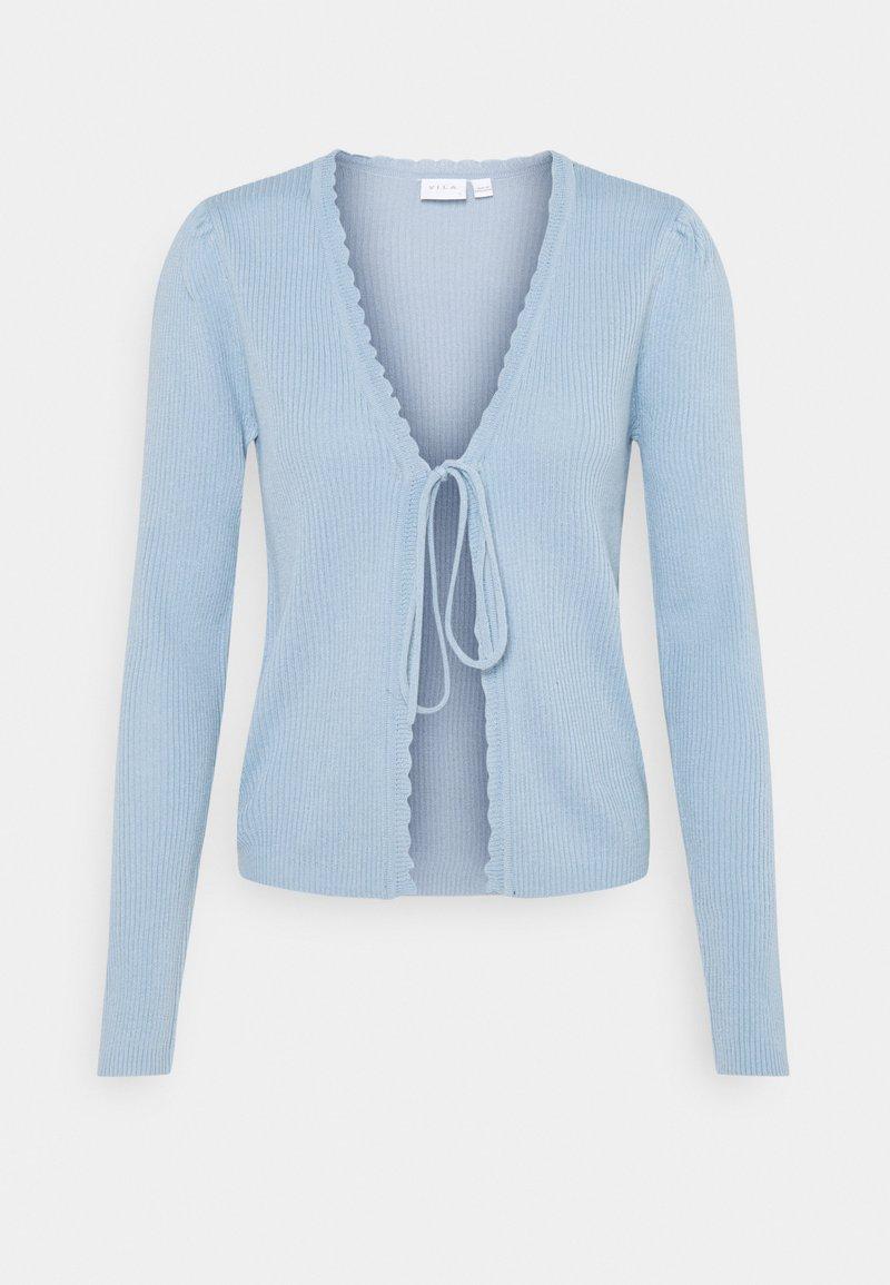 Vila - VIPOPSA  - Kardigan - cashmere blue