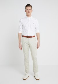 Polo Ralph Lauren - SLIM FIT - Koszula - white - 1