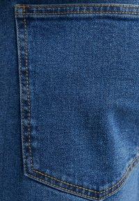 Bershka - SLIM - Jeans slim fit - dark blue - 5