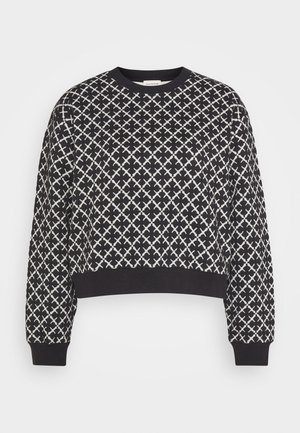 YASMIA - Sweatshirt - soft white