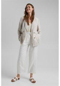 Esprit - Short coat - light beige - 1