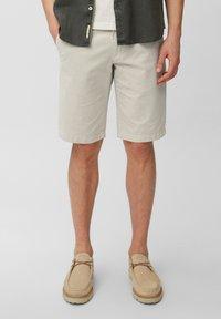 Marc O'Polo - RESO - Shorts - distant grey - 0