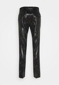 Twisted Tailor - FLEETWOOD SUIT - Suit - black - 15