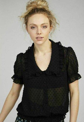 HAMIA - Skjorte - black