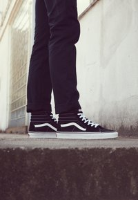 Vans - SK8-HI - High-top trainers - black - 7
