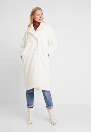 COAT - Zimní kabát - offwhite