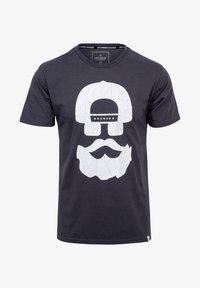 Spitzbub - Print T-shirt - black - 0