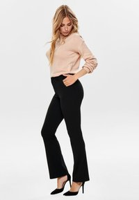 ONLY - ONLROCKY  - Trousers - black - 1