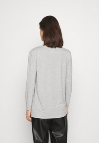 Marks & Spencer London - RELAXD CREW - Long sleeved top - grey - 2