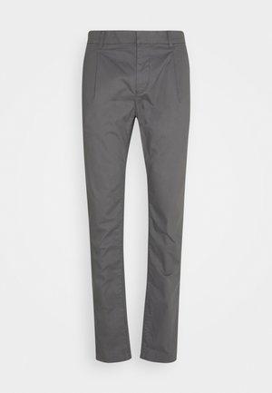 SOLID STRETCH - Chinot - castlerock grey