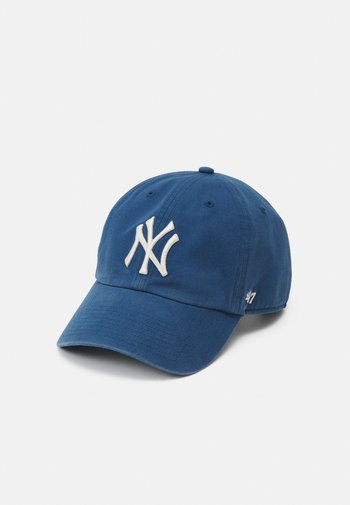 NEW YORK YANKEES CLEAN UP UNISEX - Keps - timber blue