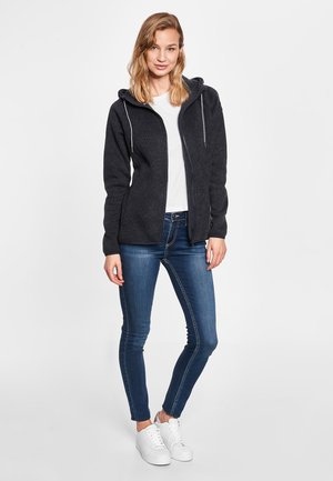 BEA - Fleece jacket - dark navy