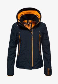 Superdry - VELOCITY - Outdoor jacket - navy blue - 5