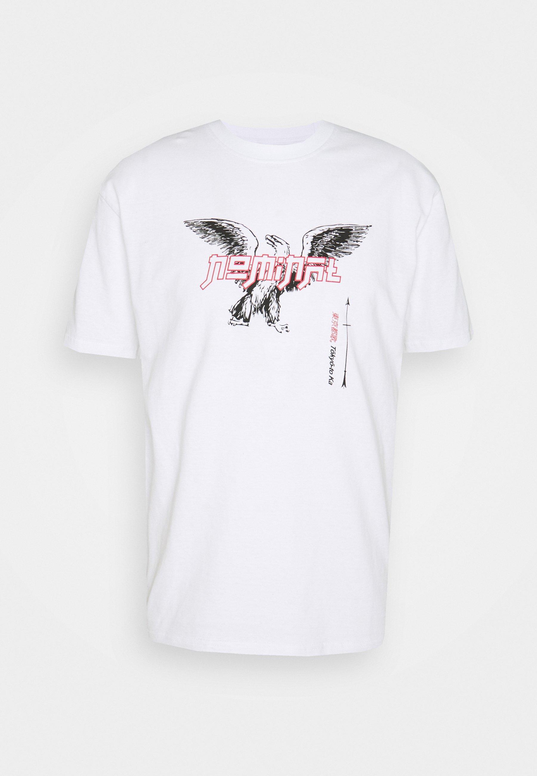 Homme EAGLE TEE - T-shirt imprimé