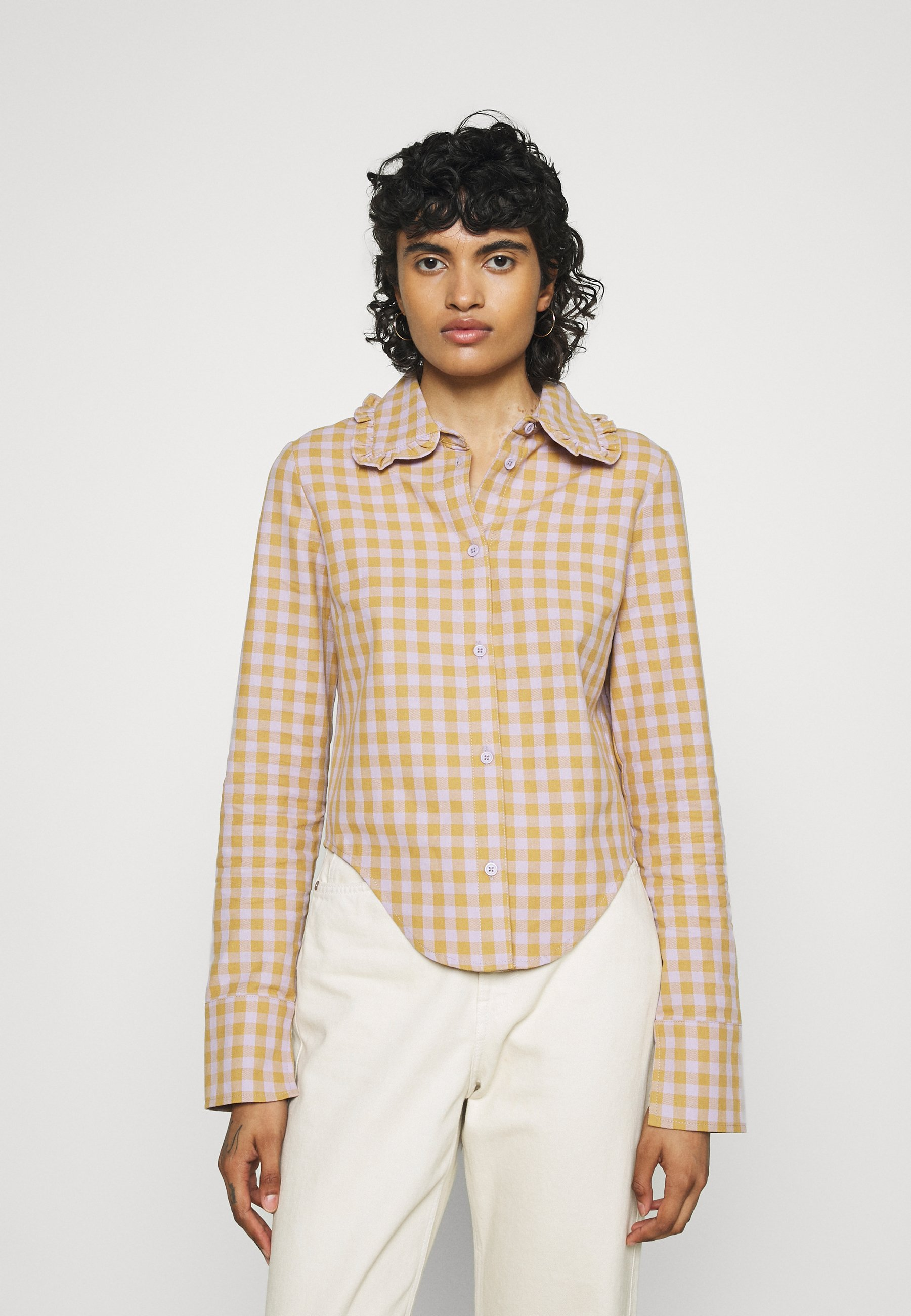 Women NEBRASKA SHIRT - Button-down blouse