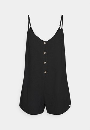 CLASSIC ADJUSTABLE ROMPER - Pyjamas - black