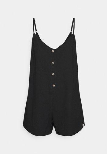 CLASSIC ADJUSTABLE ROMPER - Beach accessory - black