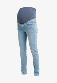 Esprit Maternity - PANTS SLIM - Slim fit jeans - lightwash - 2