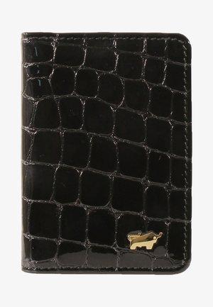 VERONA - Business card holder - black