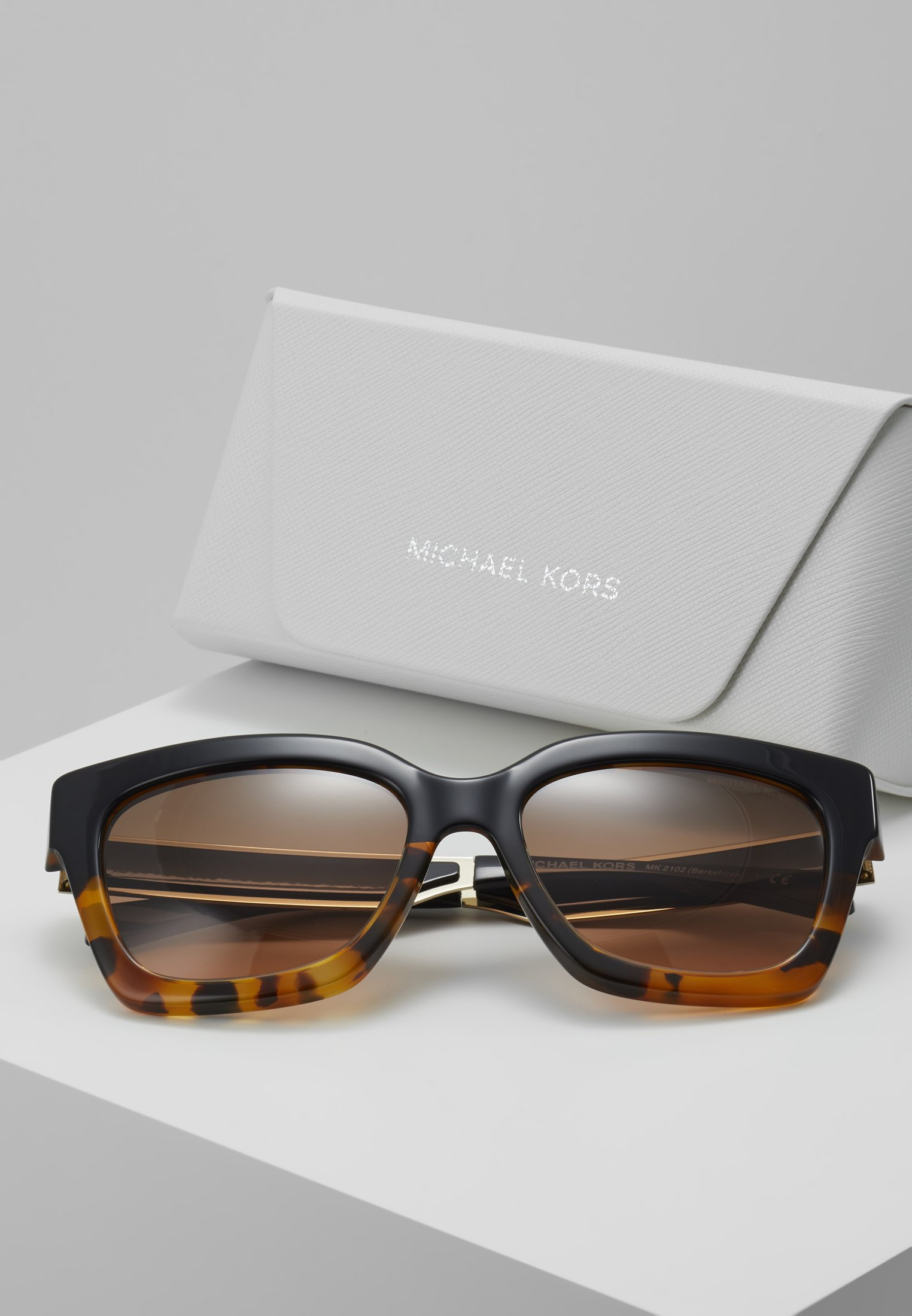 Michael Kors Solbriller - block blacktort/svart aTcR4pfQrMRQfoK