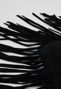 Zadig & Voltaire - ROCKSON NANO - Taška spříčným popruhem - noir - 3