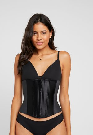 UNDERSCULPTURE CORSET - Gorset - very black