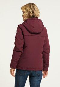 ICEBOUND - Winter jacket - bordeaux - 2