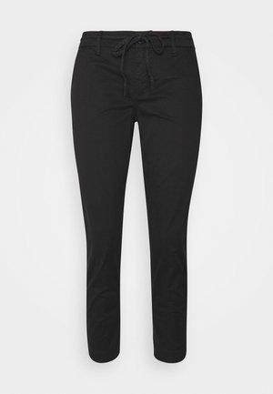 ONLEVELYN ANKLE PANT - Bukse - black