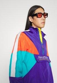 NAUTICA COMPETITION - WHIPSTAFF - Veste coupe-vent - purple - 5