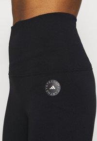 adidas by Stella McCartney - TRUESTR - Leggings - black - 4