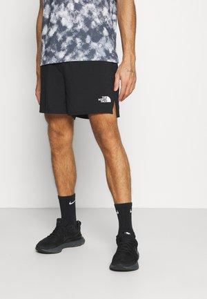 MOVMYNT SHORT - Short de sport - black