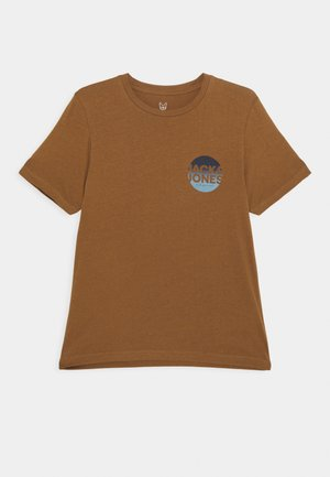 JORTORPEDO TEE CREW NECK - Print T-shirt - rubber