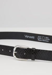 Vanzetti - Pásek - schwarz - 4