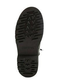Mango - MARTINA - Lace-up ankle boots - černá - 2
