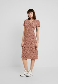 Louche - ERINE ANEMONE - Day dress - pink - 0