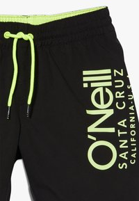 O'Neill - CALI  - Swimming shorts - black out - 3