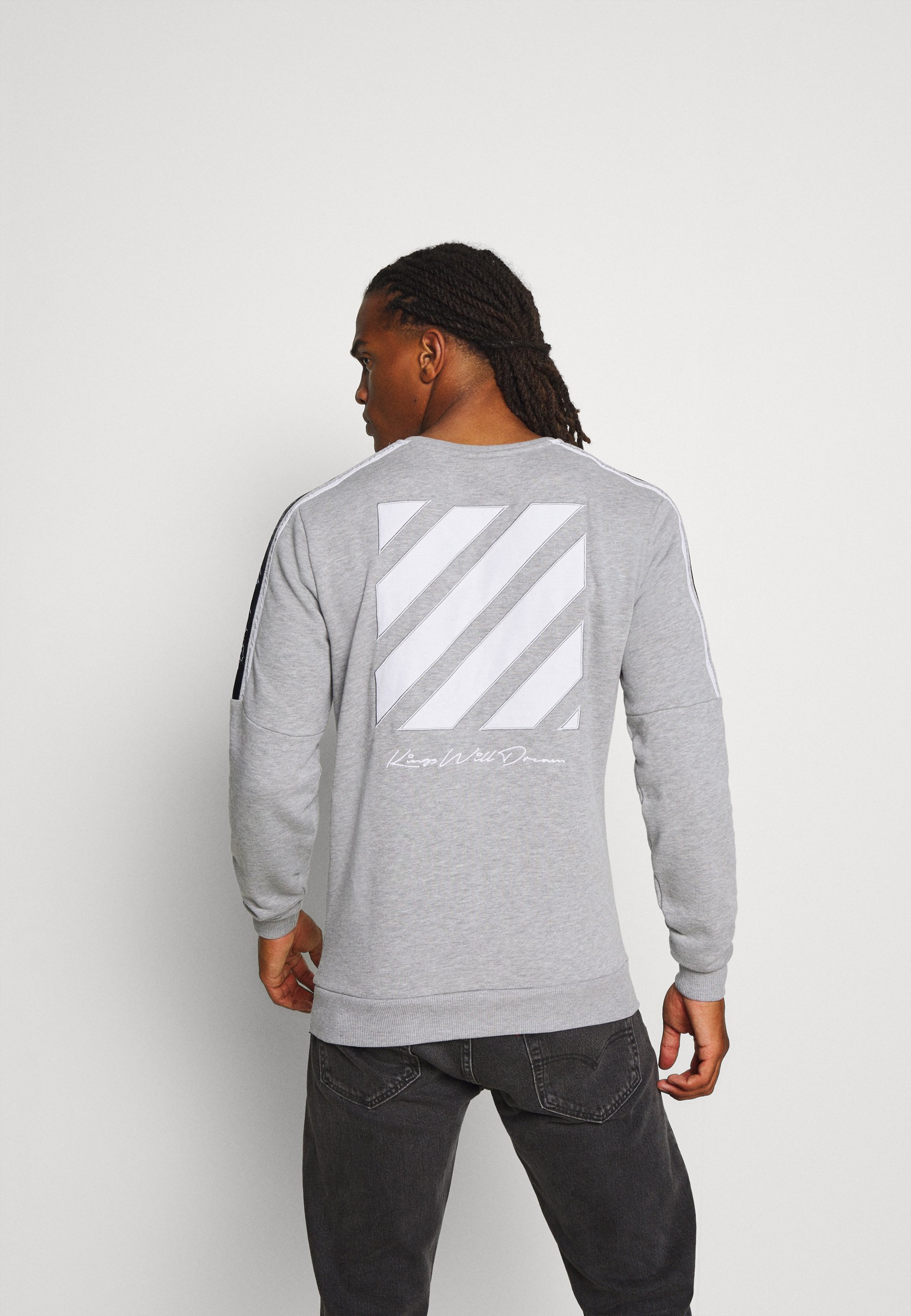 Kings Will Dream RIPDEN - Sweatshirt - grey