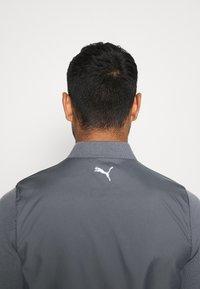 Puma Golf - ARNIE BOMBER JACKET - Training jacket - iron gate - 6