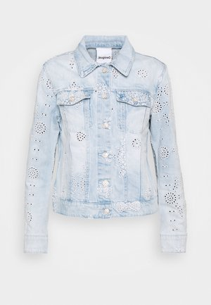 CHAQ CALM - Denim jacket - blue