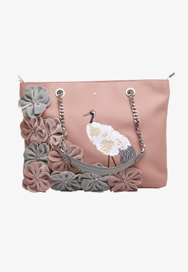 DESIGNED BY KILIAN KERNER - Handbag - old rose