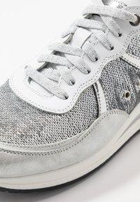 Noclaim - NANCY  - Sneakers - silver - 2