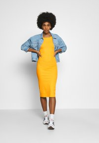 Even&Odd - Robe d'été - citrus - 1